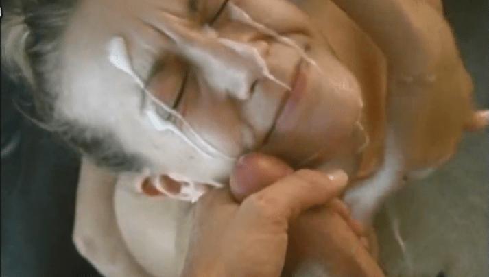 Real amateur girls facial cumshot compilation